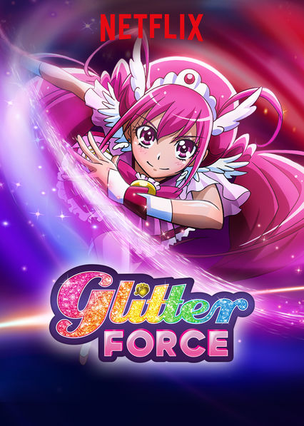 Glitter Force on Netflix UK