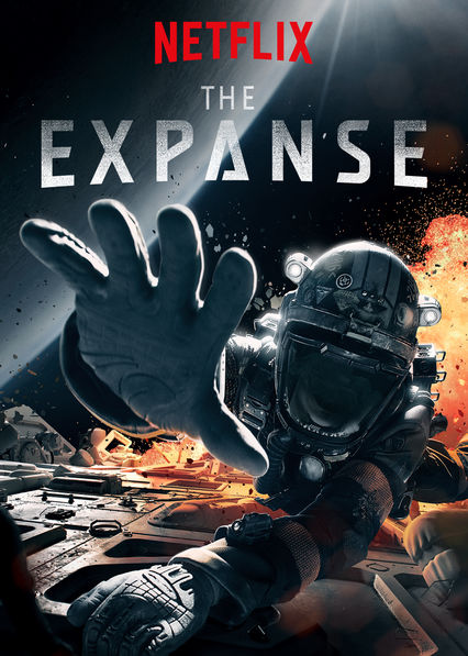 The Expanse on Netflix UK