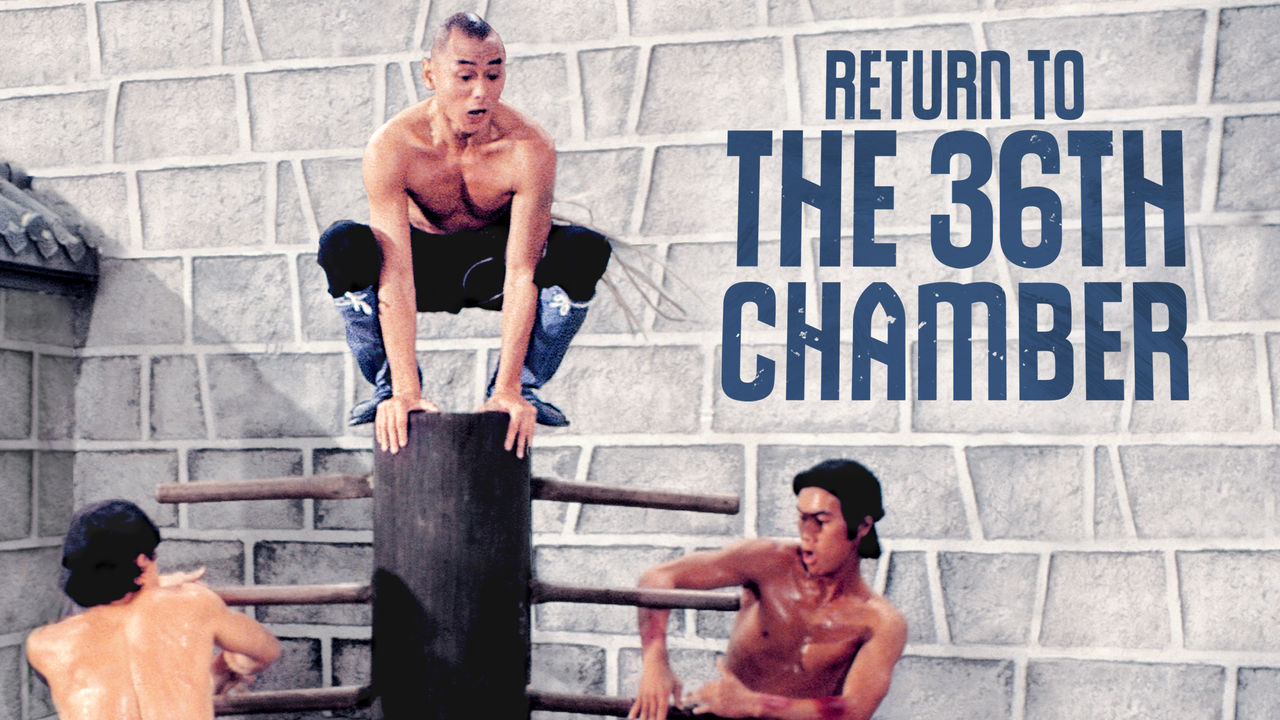 Return To The 36th Chamber on Netflix UK