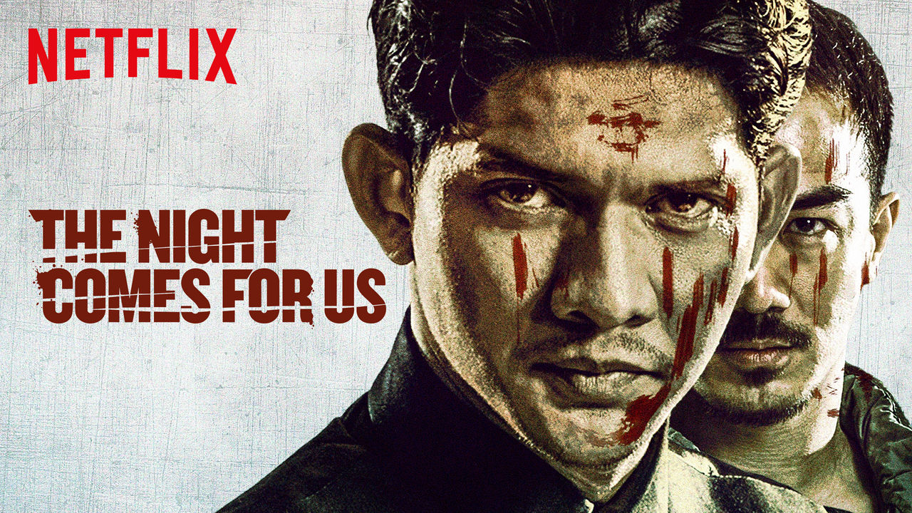 The Night Comes for Us on Netflix UK