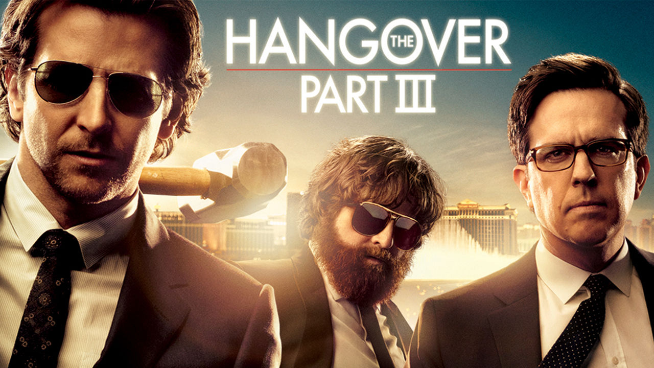 The Hangover: Part III on Netflix UK