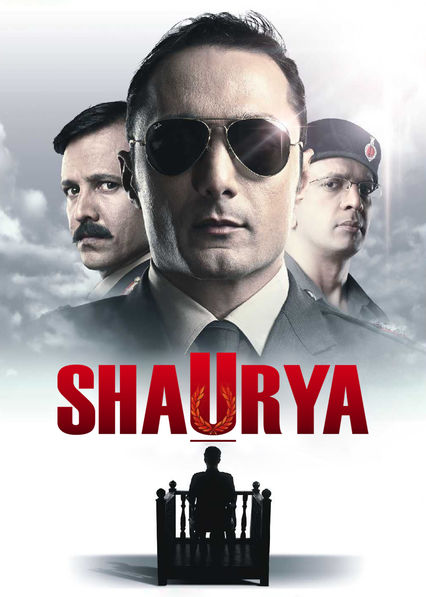 Shaurya: It Takes Courage to Make Right... Right on Netflix UK