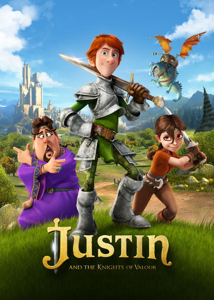 Justin and the Knights of Valor on Netflix UK