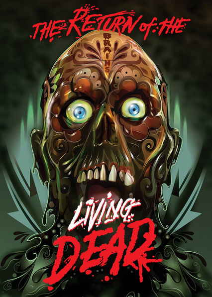 The Return of the Living Dead on Netflix UK