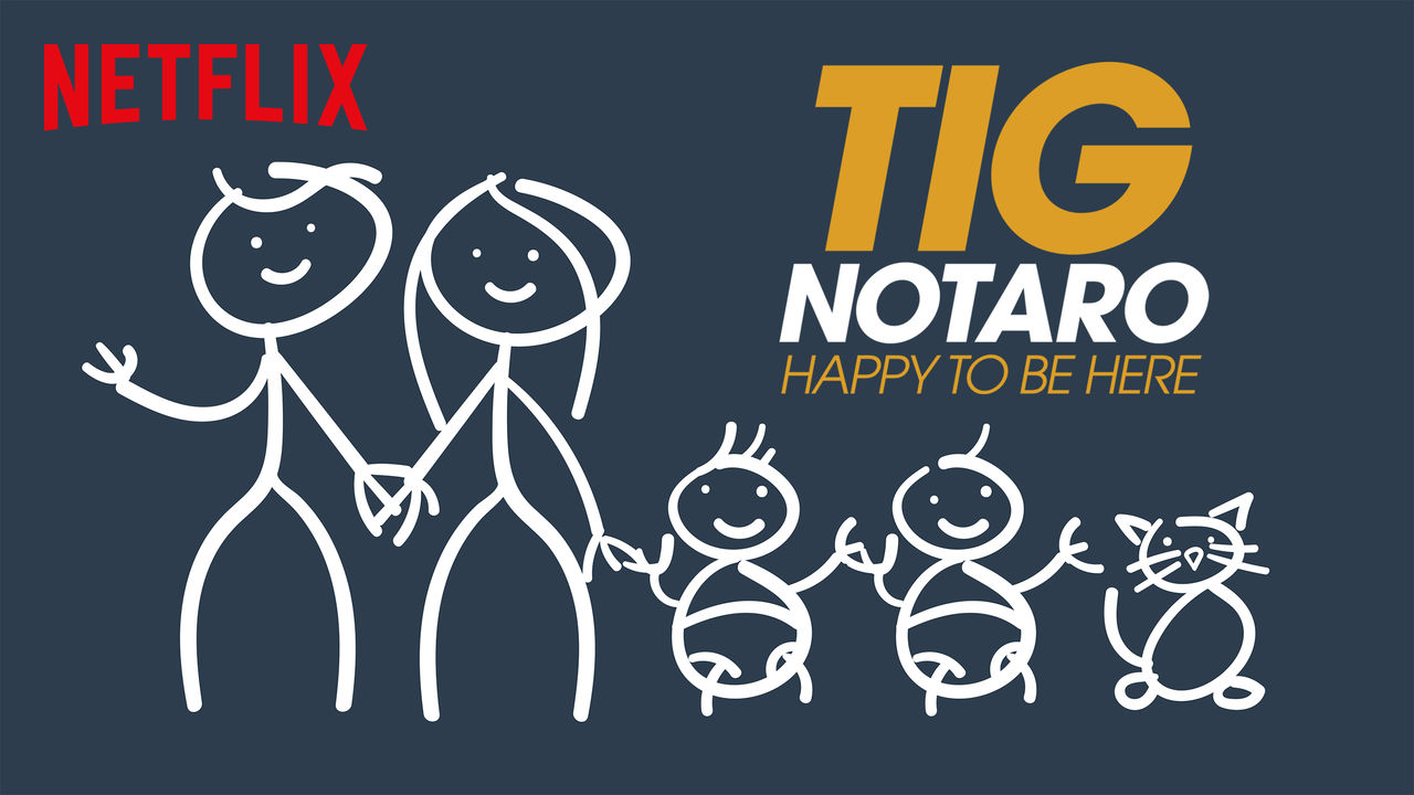 Tig Notaro Happy To Be Here on Netflix UK