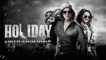 Holiday - A Soldier Is Never Off Duty (2014)