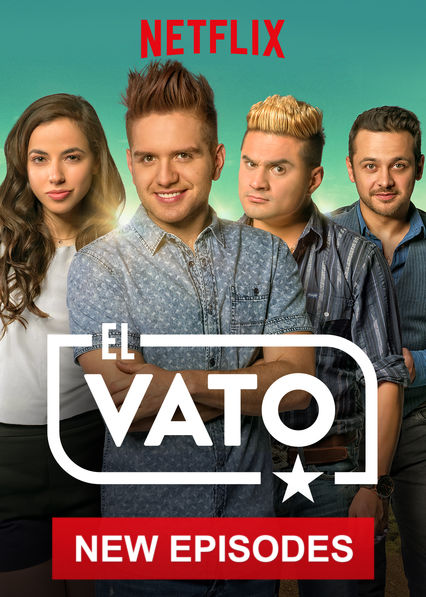El Vato on Netflix UK