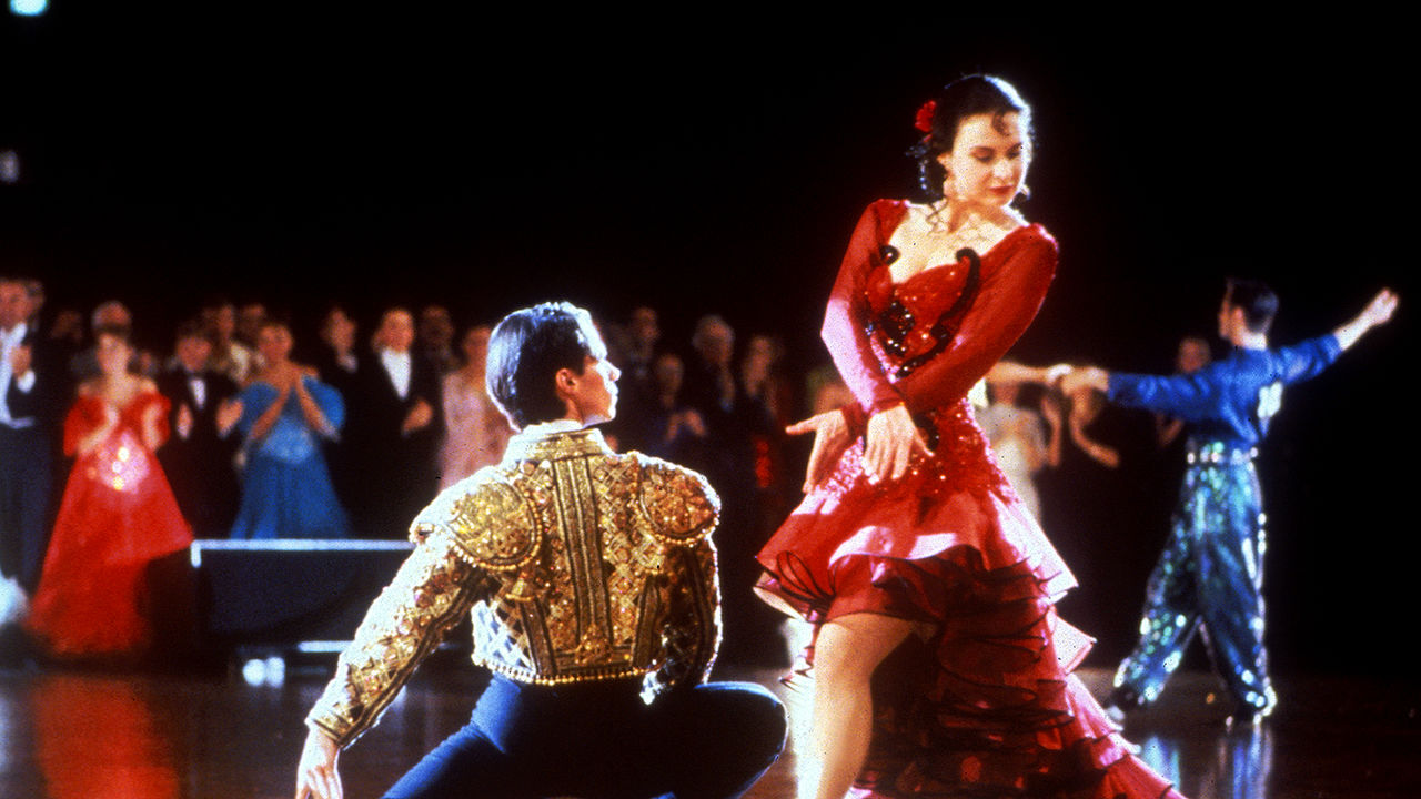 the issue of sport strictly ballroom