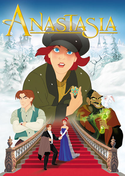 Anastasia on Netflix UK