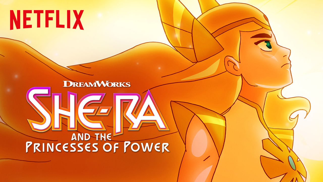 She-Ra and the Princesses of Power on Netflix UK