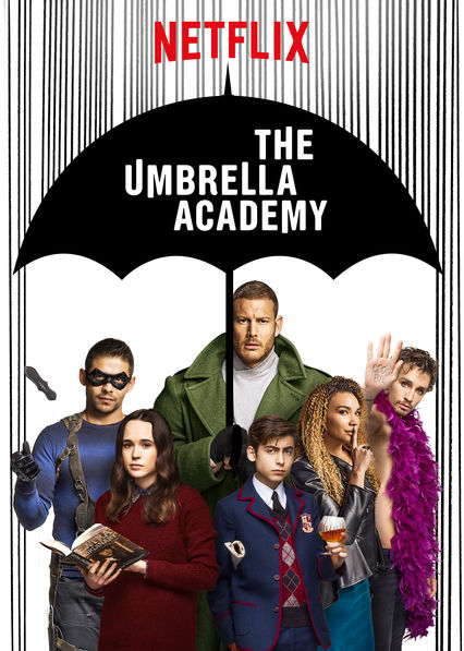 The Umbrella Academy on Netflix UK
