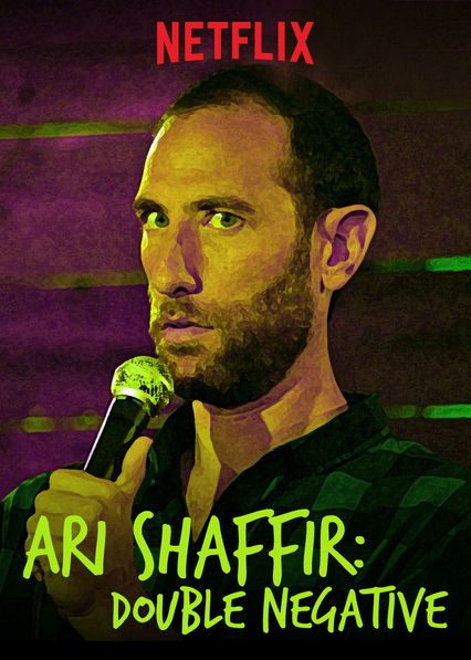 Ari Shaffir: Double Negative on Netflix