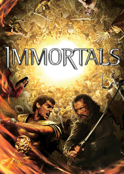 Immortals on Netflix UK