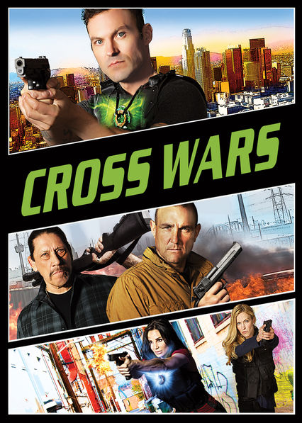 Cross Wars on Netflix UK