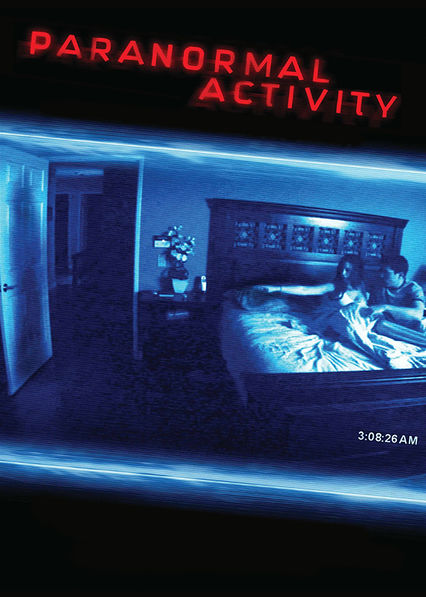 Paranormal Activity on Netflix UK