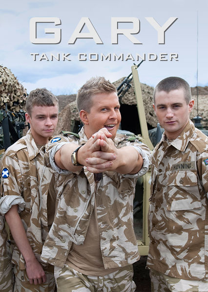 Gary: Tank Commander on Netflix UK