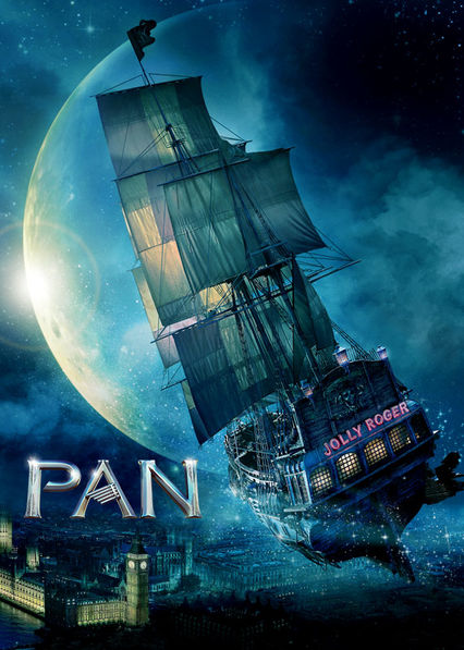 Pan on Netflix UK