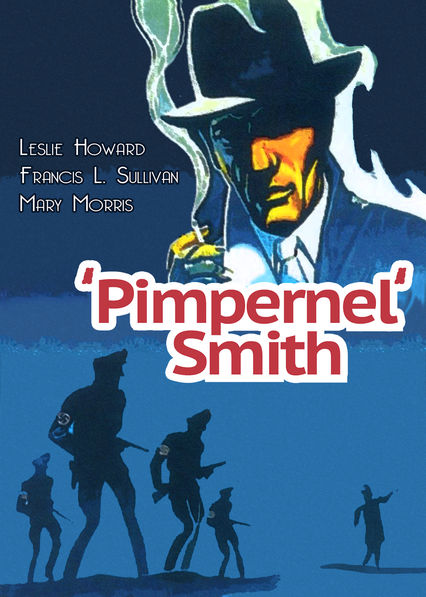 Pimpernel Smith on Netflix UK