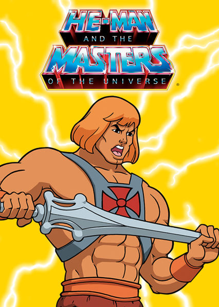 He-Man and the Masters of the Universe (1983) on Netflix UK