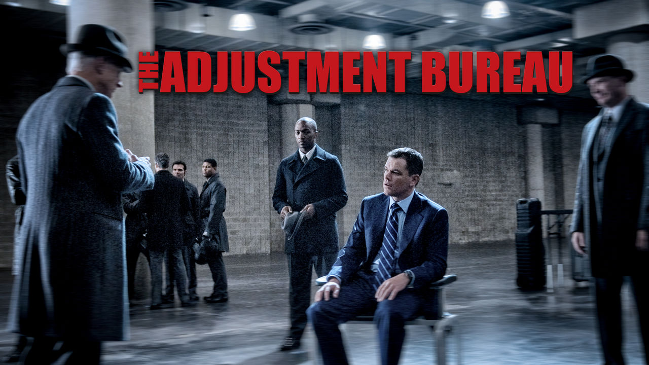 Is 39 the adjustment bureau 39 2011 available to watch on uk - The adjustment bureau streaming ...