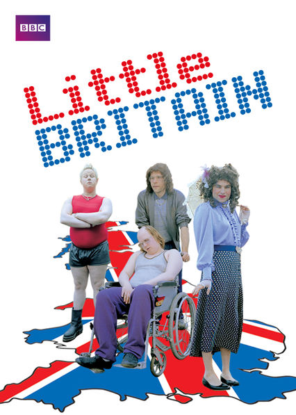 Little Britain on Netflix UK