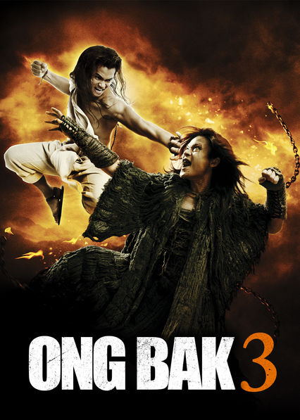 Ong Bak 3 on Netflix UK