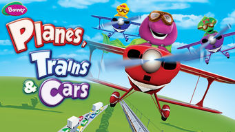 Barney: Planes, Trains, and Cars (2011)