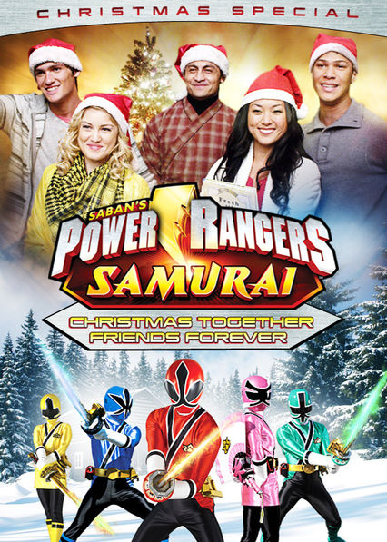 Power Rangers Samurai: Christmas Together, Friends Forever (Christmas Special) on Netflix UK
