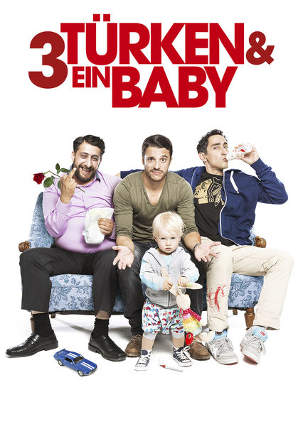 3 Türken & ein Baby on Netflix UK