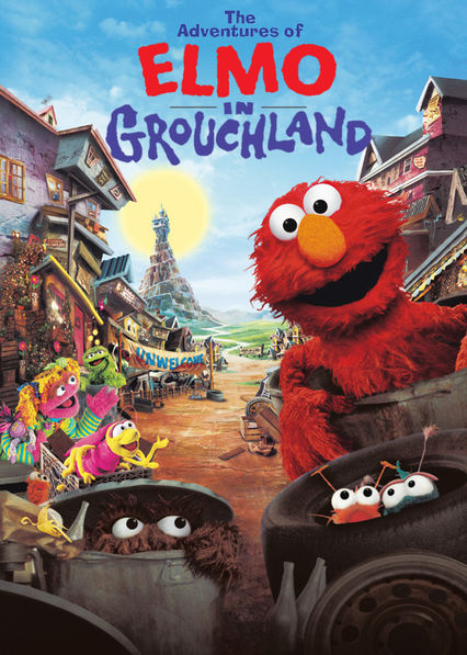 The Adventures of Elmo in Grouchland on Netflix UK