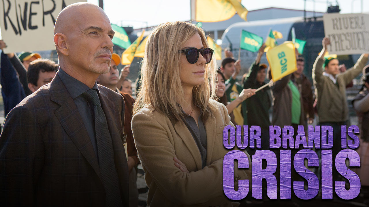 Our Brand Is Crisis on Netflix UK