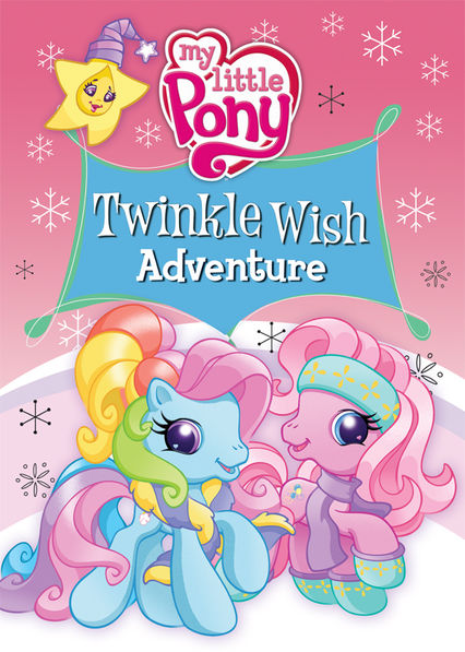 My Little Pony: Twinkle Wish Adventure on Netflix UK