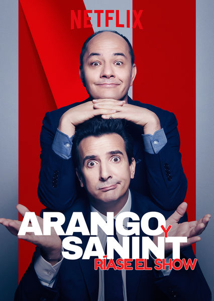 Arango y Sanint: Ríase el show on Netflix UK