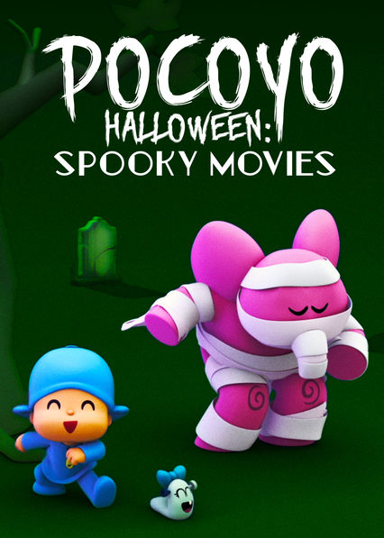 Pocoyo Halloween: Spooky Movies on Netflix