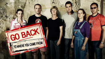 Go Back to Where You Came From (2015)