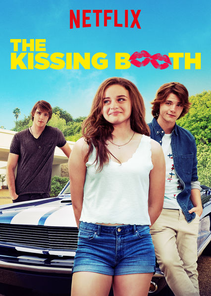 The Kissing Booth on Netflix UK