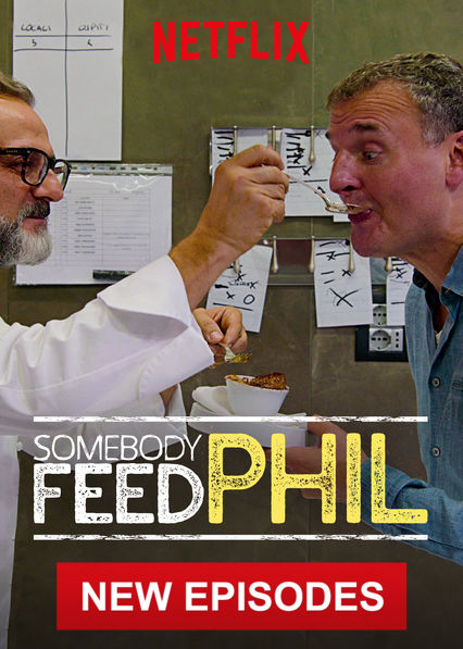 Somebody Feed Phil on Netflix UK