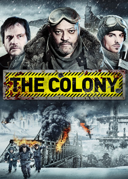 The Colony on Netflix UK