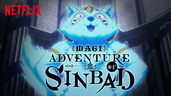 Magi: Adventure of Sinbad (2016)