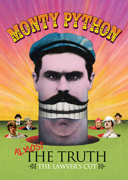 Monty Python's Almost the Truth on Netflix UK