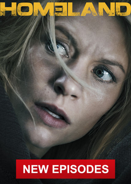 Homeland on Netflix UK