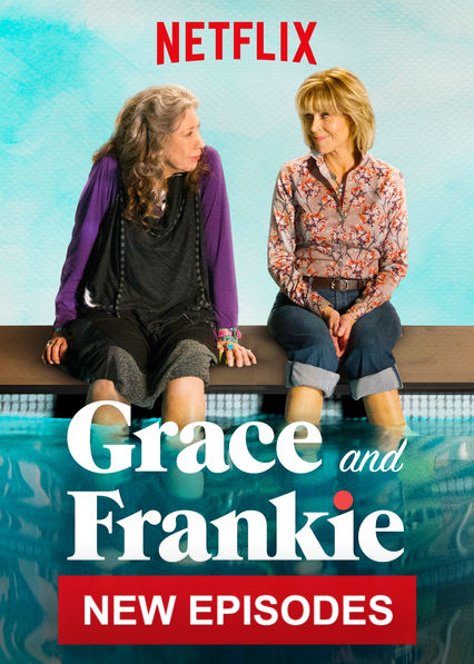 Grace and Frankie on Netflix UK