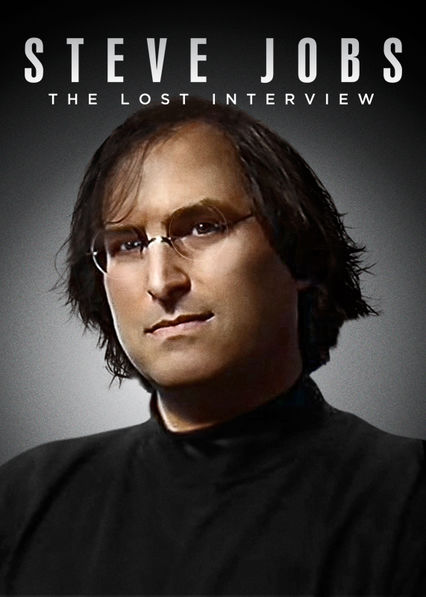 Steve Jobs: The Lost Interview on Netflix UK