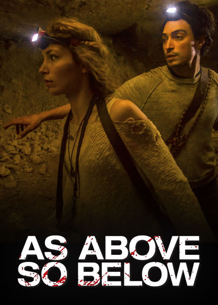As Above, So Below on Netflix UK
