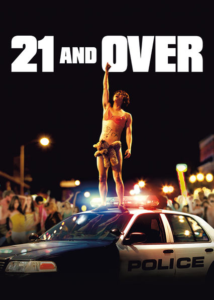 21 & Over on Netflix UK