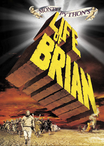 Monty Python's Life of Brian on Netflix UK