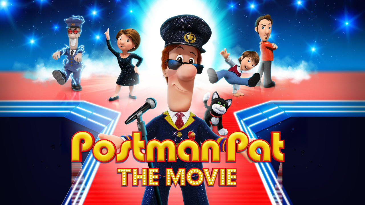 Is 39postman pat the movie39 2014 available to watch on for Adaf movie website
