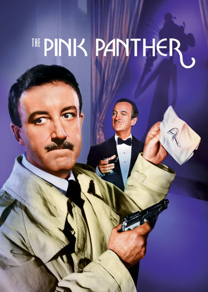 The Pink Panther on Netflix UK