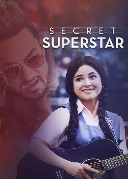 Secret Superstar on Netflix
