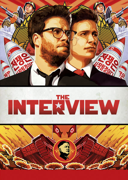 The Interview on Netflix UK